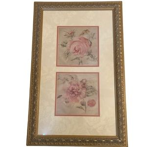 27x17 Framed Roses by Cedar Creek Collection